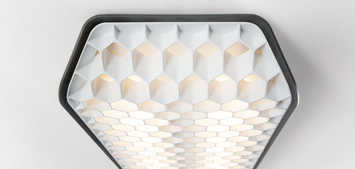 modular lighting vaeder luminaria